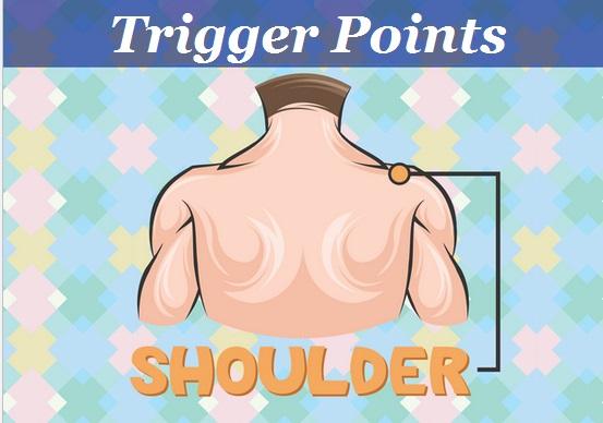 Trigger Point Massage For Shoulders
