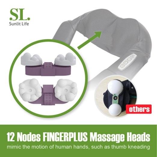 The Best Portable Shiatsu Neck Massager