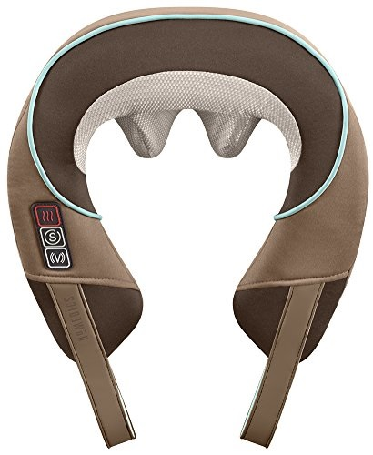 The Best Shiatsu Heated Massager For The Neck