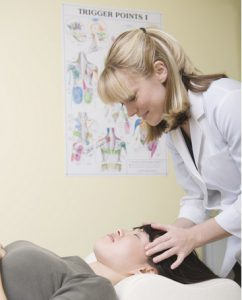 Trigger Point Therapy For Neck Pain