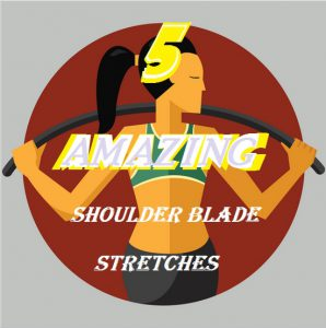 How To Stretch Muscles Between The Shoulder Blades