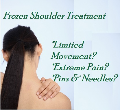What Is The Best Treatment For Frozen Shoulder