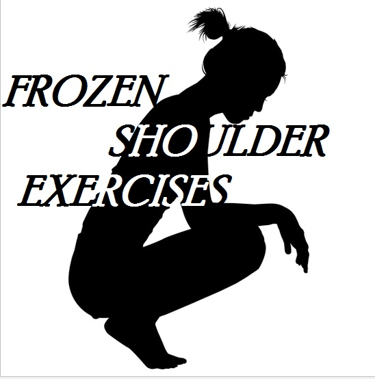 The Best Exercises For Frozen Shoulder Treatment
