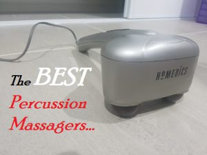 The Best Handheld Percussion Massagers Reviews