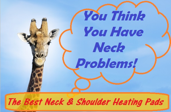 Best Electric Heating Pads For Neck And Shoulders Reviews