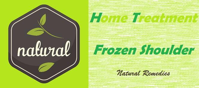 Best Natural Home Treatment For Frozen Shoulder