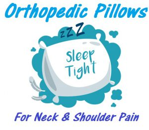 best orthopedic pillows for neck and shoulder pain