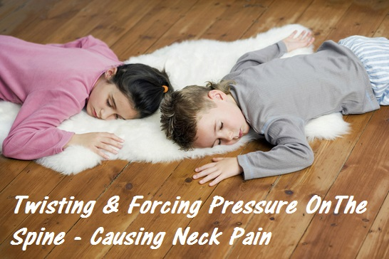 Is Sleeping On Your Stomach Bad For The Neck