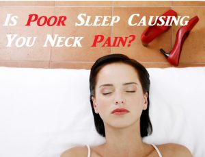 How To Relieve Neck Pain From Sleeping Wrong