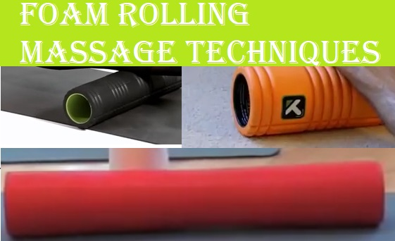 How To Massage With A Foam Roller