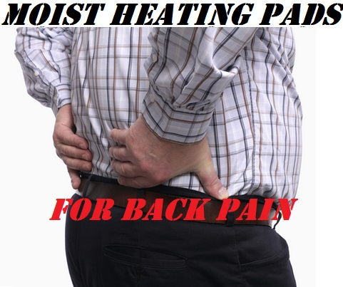 Moist Heating Pads For Back Pain
