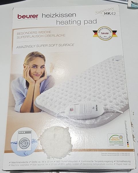 Beurer Heat Pad Review