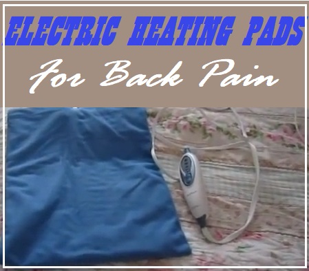 The Best Electric Heating Pads For Back Pain Reviews