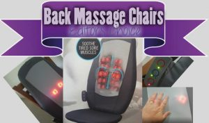 Best Back Massagers For Chairs
