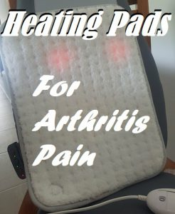 Best Heating Pads For Arthritis