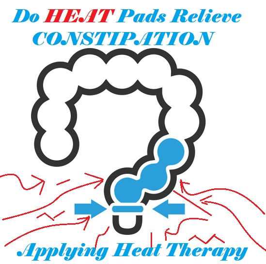 Does A Heating Pad Help Constipation