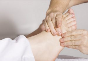 How A Machine Gives Shiatsu Foot Massage